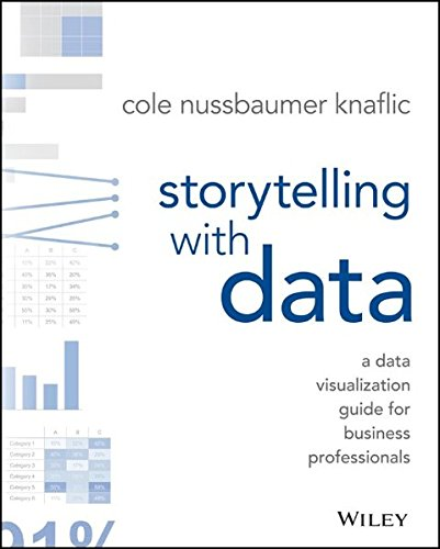 Storytelling with Data: A Data Visualization Guide for Business Professionals por Cole Nussbaumer Knaflic