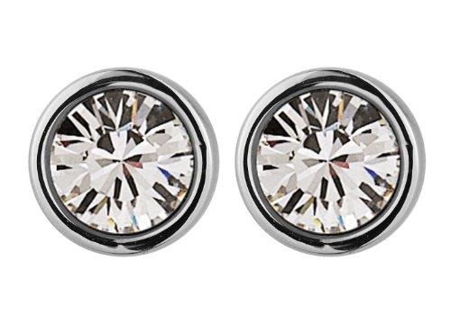 Dyrberg / Kern Damen-Ohrringe Steadfast SS Crystal 318059