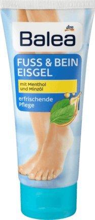 Eisgel Fuß & Bein, 100 ml