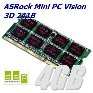 New Drivers: ASRock Vision 3D 241B