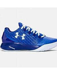Under Armour BGS clut chfit Drive 3Low Zapatillas de baloncesto para niños, azul/azul claro, 4Y US - 36 EU