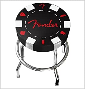 fender tabouret guitare poker 24 cuisine maison. Black Bedroom Furniture Sets. Home Design Ideas