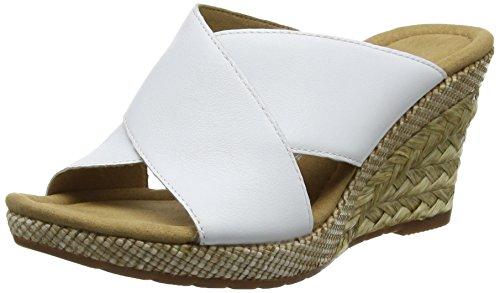 GaborPurpose - Sandali  donna White (White Leather (Bast))