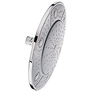 Aquasu Kiatsu 72690 0 Spa Shower Head 24 cm Chrome
