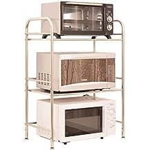 Estante De Cocina Estufa De Microondas Estante De Estante Material De Acero Inoxidable 304 Estante De