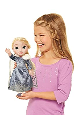 Frozen Elsa Deluxe Toddler Doll de Jakks Pacific UK Ltd
