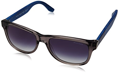 TOMMY HILFIGER Sonnenbrille 1266/S085EZ grau Preisvergleich