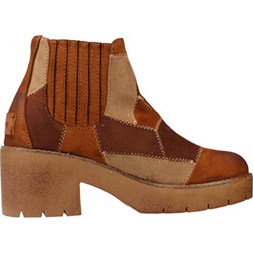 Stivali per le donne, colore Marrone , marca COOLWAY, modello Stivali Per Le Donne COOLWAY BAREK BOTIN MULTI Marrone Marrone