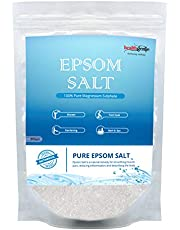 Healthgenie Epsom Salt for Relaxation and Pain Relief - 800 g