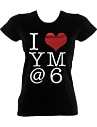 You Me At Six T-Shirt - I Heart Skinny