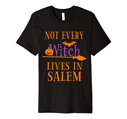 Nicht jeder Hexe Leben in Salem T-Shirt