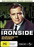 Ironside (Complete Season 3) - 7-DVD Box Set ( Ironside - Season Three (The Raymond Burr Show) )