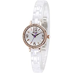 Waterproof quartz watches/Fashion students watch/Simple casual watches-C