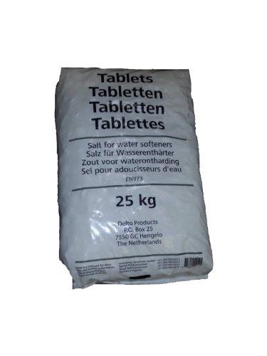 Esco Regenit Tablettes de sel raffiné d'adoucissement...