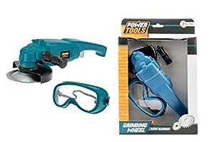 Toi-Toys-Máquina de Banco y Gafas Herramientas y établis, 38032a, Multicolor