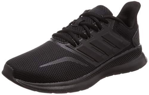 adidas Runfalcon, Running Shoe Hombre-Zapatillas de Deporte, Core Black/Core Black/Core Black, 43 1/3 EU