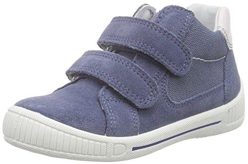 Superfit Cooly, Chaussures Marche Bébé Garçon Bleu (moonlight Kombi 91)
