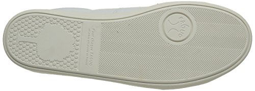 Faguo Hosta, Baskets Basses Homme Blanc (F1610 White)