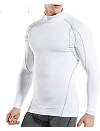 af8a2b76e6cc8 Winter Mens Thermal Underwear Male Clothing Warm Long Plus Size Thermal  Tights Compression Underwear Riding Tops