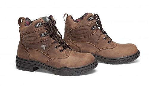 Mountain Horse reitschuh Mountain Rider Classic Brown
