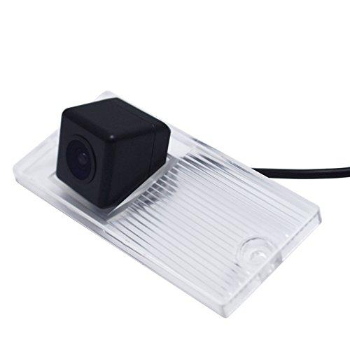 Feeldo Voiture CCD Caméra de recul pour Kia Sportage (KM 04 ~ 10) Sorento (MK1 03 ~ 08) Parking Caméra de recul kit