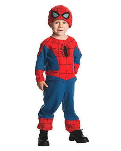 Horror-Shop Marvel Superhero Adventures Spiderman Kleinkinderkostüm Kleinkind