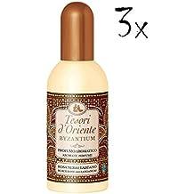 3 x Tesori d  oriente Byzantin Aromatic Parfum Eau de Toilette 100 ml ... 78fd1be5aa95