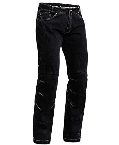 Lindstrands Wrap Jeans Unisex Denim Motorrad-Hose 2XL (Short Leg)