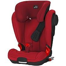 Römer Kidfix II XP SICT - Silla de coche,, grupo 2/3,  4 - 12 años, color rojo