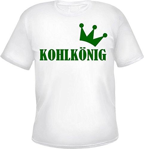 KOHLKÖNIG T-Shirt Weiß