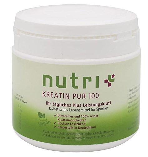 nutri-plus-vegan-sports-kreatin-pur-100-dosierloffel-ultrafeines-creatin-monohydrat-250g-unflavoured