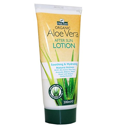 Aloe Pura | Aloe Vera After Sun Lotion | 6 x 200ML