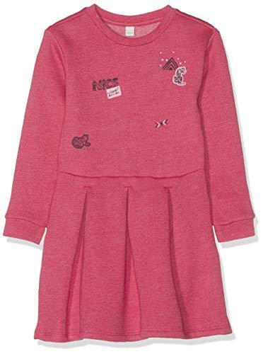 ESPRIT KIDS Mädchen Knit Dress Kleid, Rosa (Camelia 355), 116 -