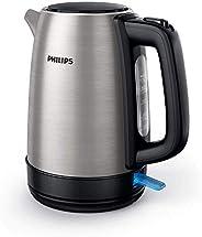 Philips Wasserkocher, Edelstahl, 1.7 L, 2200 W