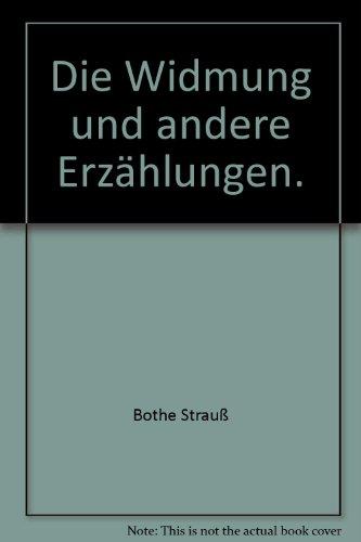 Die Widmung und andere Erzählungen.