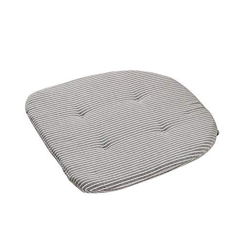 CampHiking Japanisches Art-Kariertes Sitz-Kissen, frisches Kariertes gedrucktes Sitz-Kissen passend für Wohnzimmer, Küche, bequemes Sitz-Kissen für Hauptdekor-Versorgungen