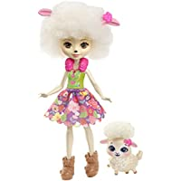 Enchantimals FCG65 Lorna Lamb Doll
