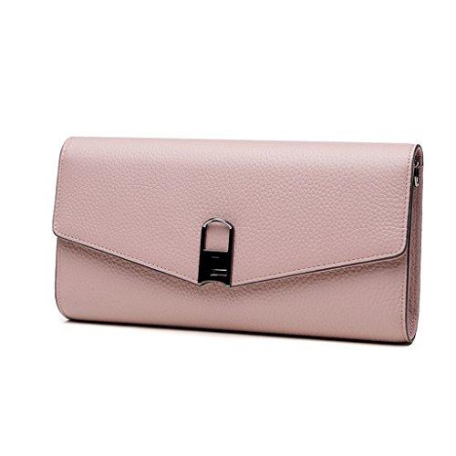 Home Monopoly Borsa a mano borsa borsa borsa borsa frizione borsa femmina Messenger Bag / con cinghia di spalla ( Colore : Verde ) Rosa
