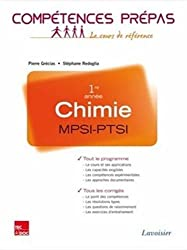 Chimie MPSI-PTSI 1re année
