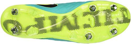 Nike Tiempo Legend Vi Sg-Pro, Scarpe da Calcio Uomo Multicolore (Clear Jade/Black-Volt)