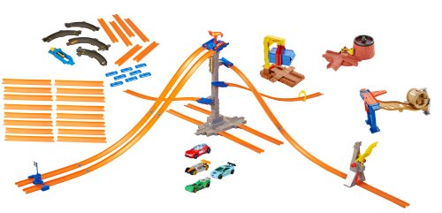 Hot Wheels Track Builder System Playset by Hot Wheels
