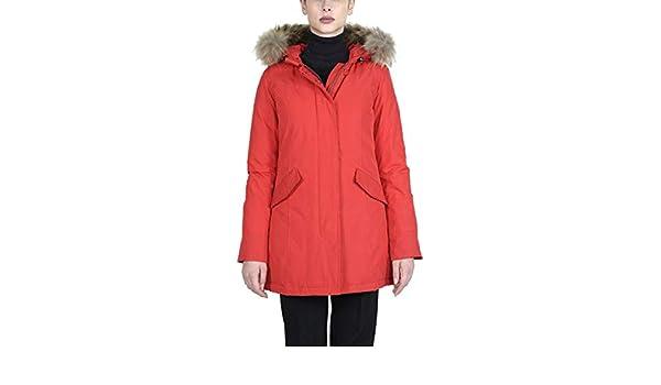 Canadian Giubbotto Parka donna, cappuccio pelliccia