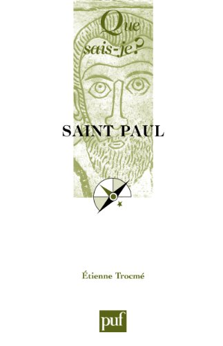 Saint Paul: « Que sais-je ? » n° 3662