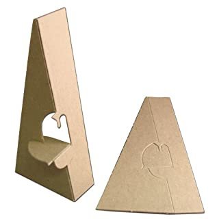 Inovart Picture-It Single Wing Chipboard Easels 18