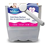 Milton Cold Water Steriliser (White)