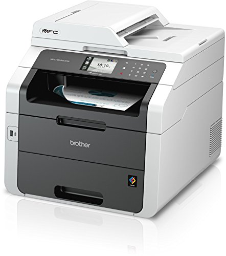 Brother MFC-9332CDW 4-in-1 LED Farblaser-Multifunktionsdrucker - 2