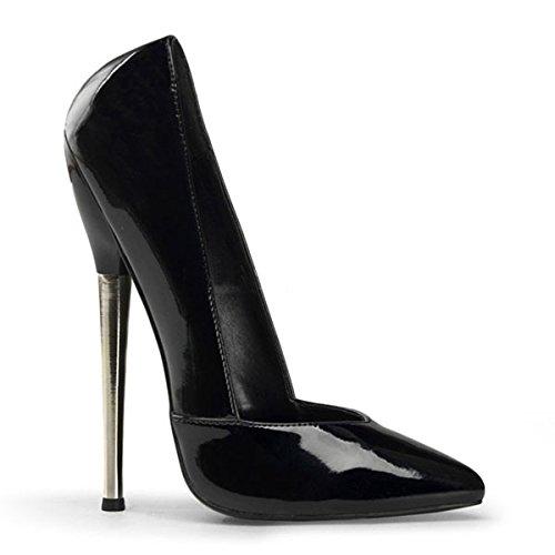 Heels-Perfect, Scarpe col tacco donna Nero nero Nero (nero)