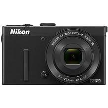 Nikon Digital Camera P340 Open F Value 1.8 12 Million Pixel Black P340Bk Jp F/S