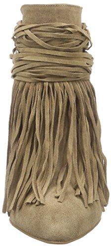Zinda 2112, Bottes pour Femme Beige - Beige (Kamel)