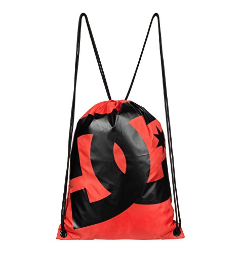 DC Cinch Bag Sportbeutel Simpski Rot Dc Cinch